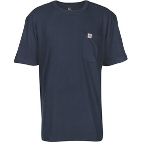 Carhartt Maddock Pocket T-Shirt Men, navy